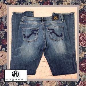 👖Rock & Republic Kasandra Bootcut Jeans